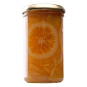 Orange cut marmalade: Pleasure for the eyes and the palate